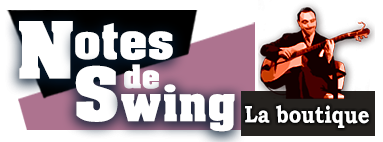 Notes de Swing - la boutique