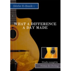 Etude - What a difference