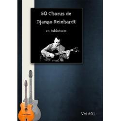 50 Chorus en PDF Vol01